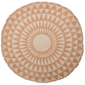 Orbit-Cushion-45cm-Copper-Colour